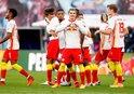 RB Leipzig liderliği sevdi!
