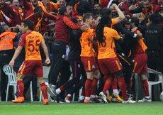 Galatasaray Avrupada ilk 10da