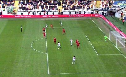 BtcTurk Yeni Malatyaspor 0-1 Demir Grup Sivasspor