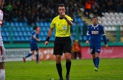 Başakşehir-Wolfsberger maçını Peljto yönetecek
