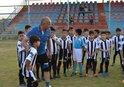 Mülteci çocukların moral kaynağı Beşiktaş