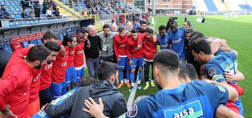 Kasımpaşa'da Erzurumspor maçı hazırlıkları