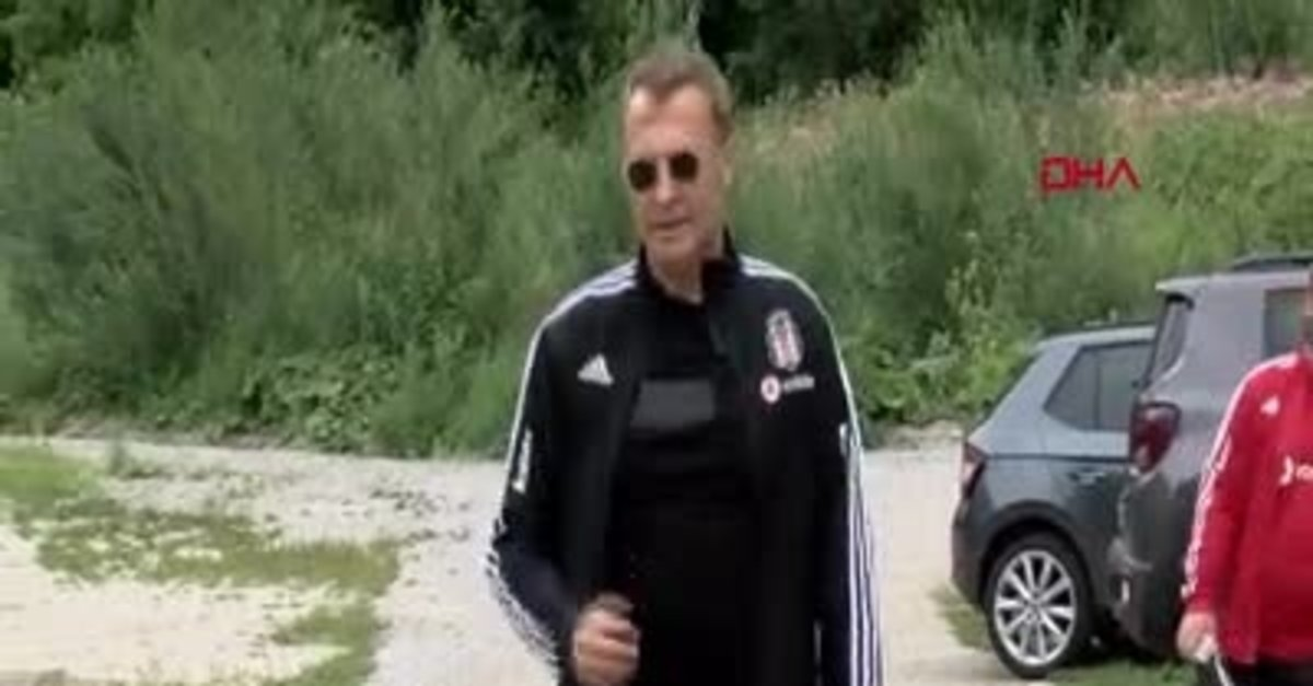 Beşiktaş'ta Fikret Orman'ın ikna turları