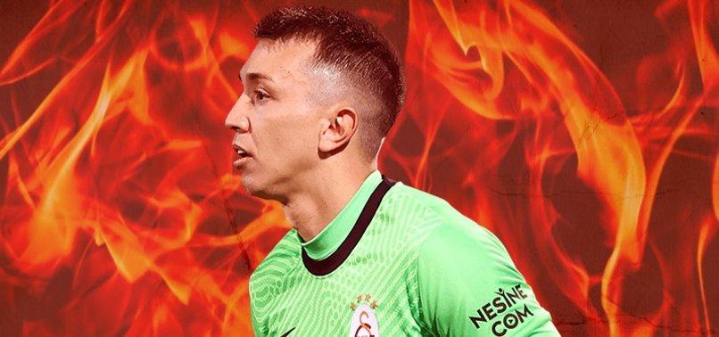 Galatasaray - Alanyaspor maçı sonrası gergin anlar! Muslera...