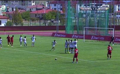 24 Erzincanspor 2-0 Muş Menderesspor
