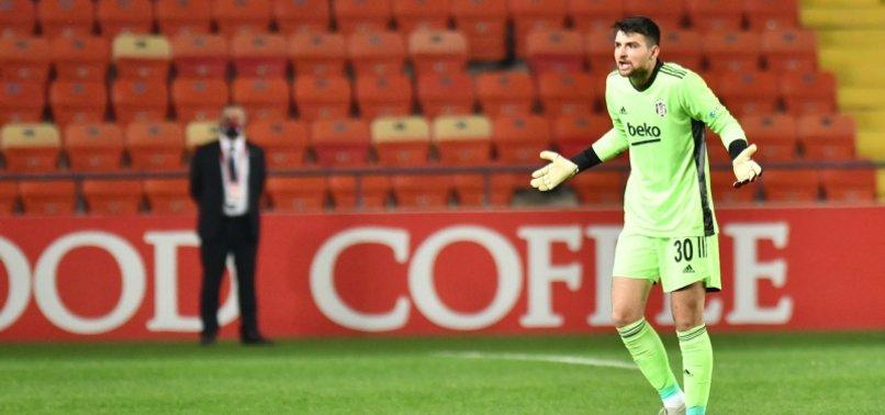Beşiktaş'ta ilk hedef kaleci transferi