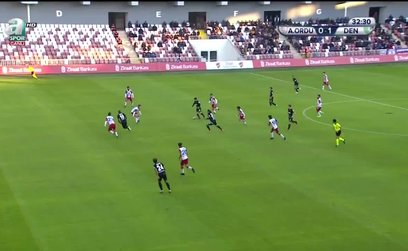Altınordu 0-1 Denizlispor