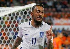 Beşiktaşta Mitroglouyu istiyor