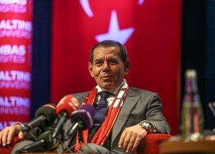 Dursun Özbek: Güzel günler bizi bekliyor