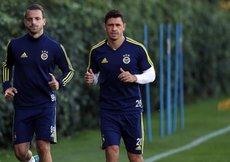 Fenerbahçede derbi hazırlıkları başladı