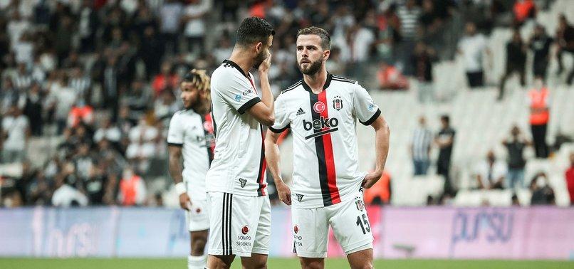 Beşiktaş'ın Altay maçı kamp kadrosu belli oldu!