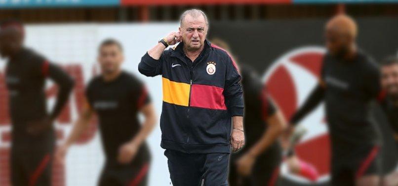 Galatasaray'da Fatih Terim'den motivasyon konuşması! Son sözü...