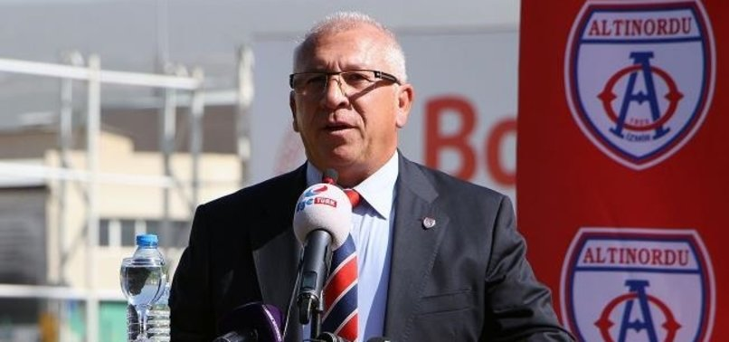 Altınordu Başkanı Seyit Mehmet Özkan'dan yabancı oyuncu sözleri!
