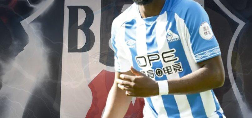 Beşiktaş Isaac Mbenza için teklifte bulundu