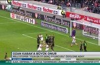 Ozan Kabak'a büyük onur