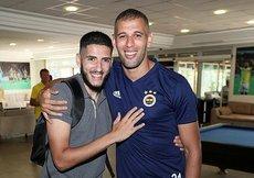 Fenerbahçede flaş gelişme! Slimani ve Benzia...