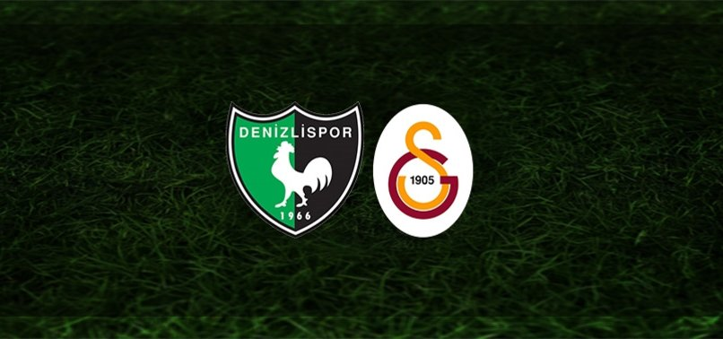 Kader maçı! Denizlispor - Galatasaray maçı ne zaman, saat kaçta ve hangi kanalda?   Süper Lig (GS haberleri)