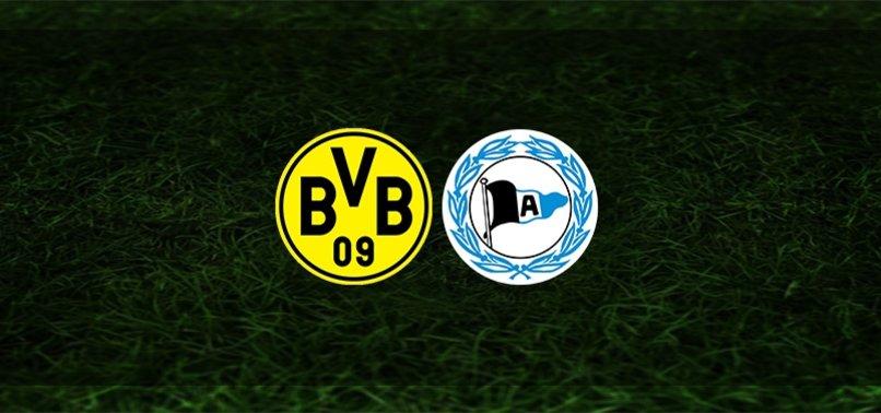 Borussia Dortmund - Arminia Bielefeld maçı ne zaman, saat kaçta ve hangi kanalda?   Almanya Bundesliga