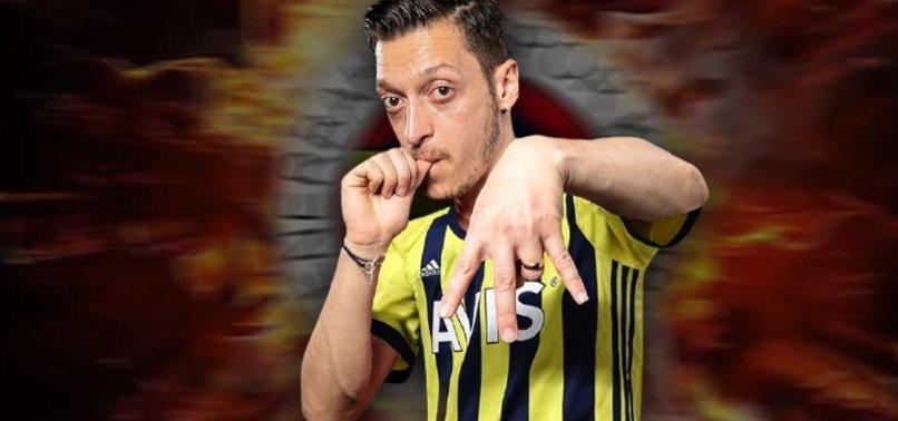 Fenerbahçe Mesut Özil'i bu videoyla açıkladı!