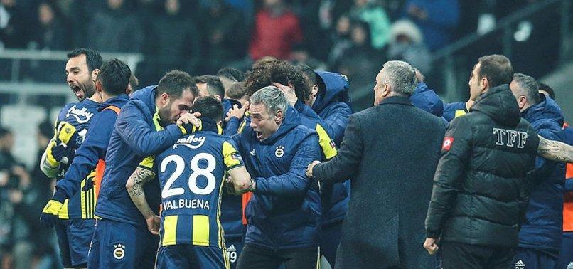 Fenerbahçe Yanal'la pes etmiyor!