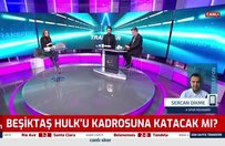 Beşiktaş Hulk'ta gaza bastı! Ünlü menajer devreye girdi