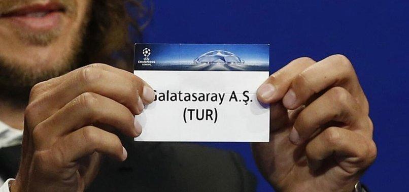 Son dakika spor haberi: Galatasaray'ın Şampiyonlar Ligi'ndeki muhtemel rakibi Celtic-FC Midtjylland eşleşmesinin galibi olacak!
