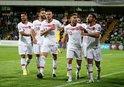 Türkiye FIFA sıralamasında 36'ncılığa çıktı