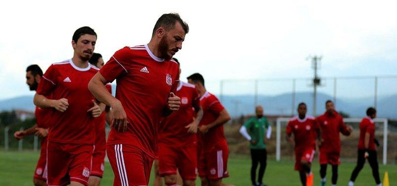 Sivasspor Bolu'da çalışmalara başladı