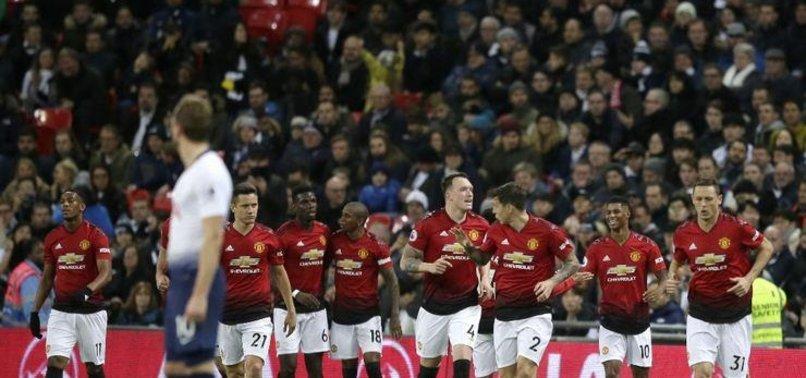 Manchester United Tottenham'ı avladı!
