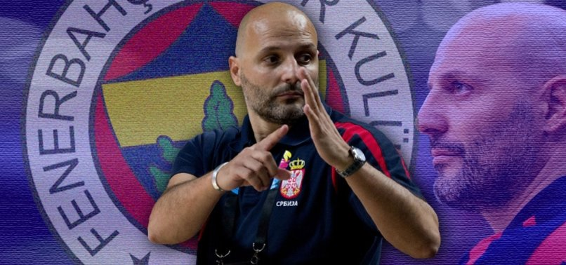 Fenerbahçe Beko'nun yeni başantrenörü Aleksandar Djordjevic!