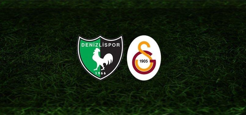 Denizlispor-Galatasaray   CANLI