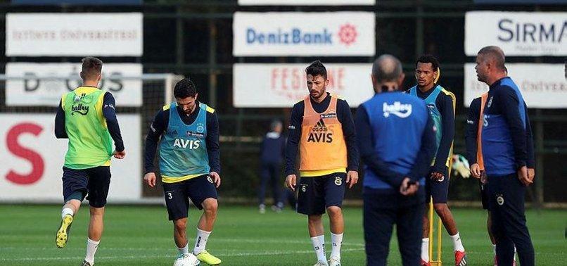 Fenerbahçe, Denizlispor hazırlıklarına devam ediyor
