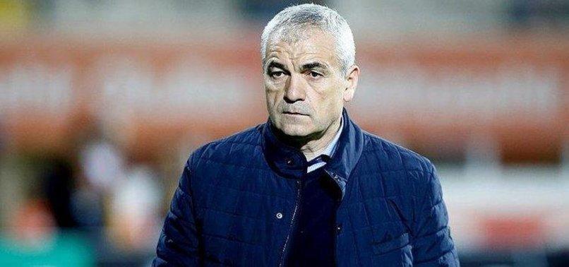 Rıza Çalımbay'dan Villarreal yorumu: Bu maçın rövanşı da var