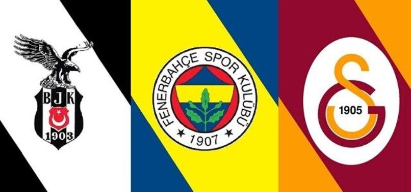 Üç büyükler Anadolu'da kayıp!