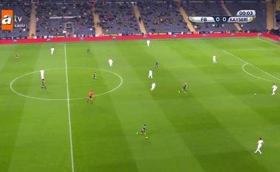 Fenerbahçe 2-0 Kayserispor | GENİŞ ÖZET