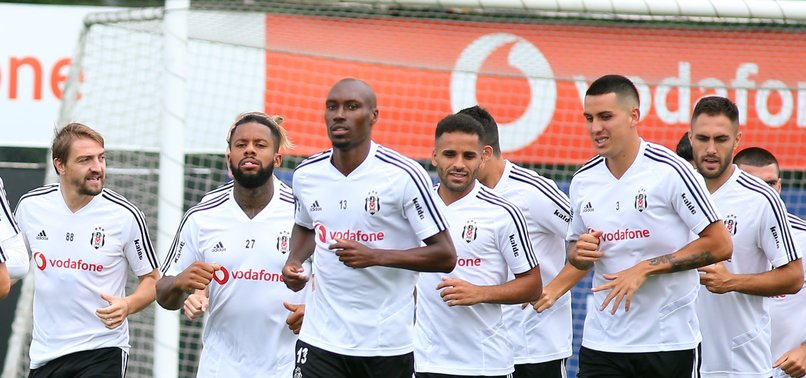 Beşiktaş'ta 3 yıldız kadroya alınmadı