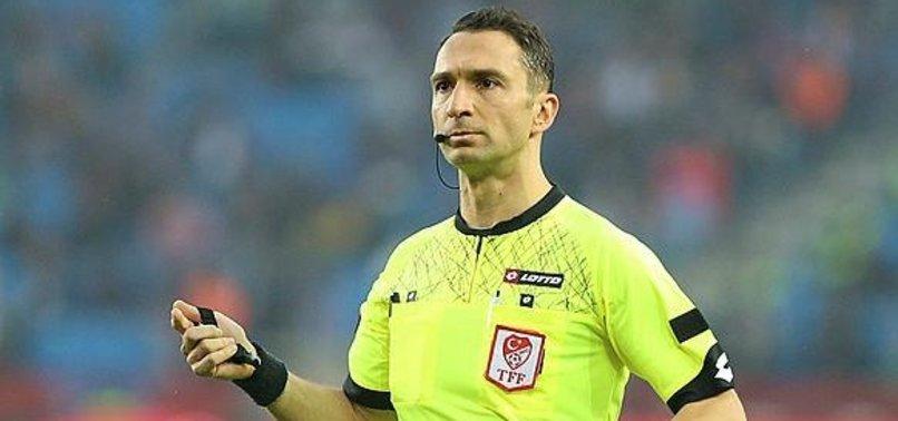 Fenerbahçe Beşiktaş derbisinin VAR hakemi Abdulkadir Bitigen oldu