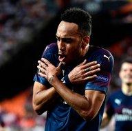 Valencia - Arsenal maçında şok kavga! İşte o anlar...