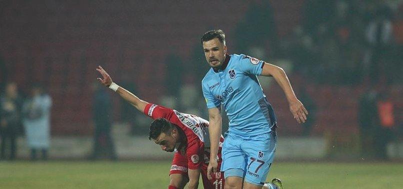 Trabzonspor'da Novak ve Uğurcan açıklaması