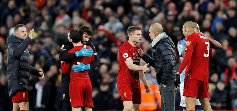 Liverpool Man City'yi 3 golle devirdi