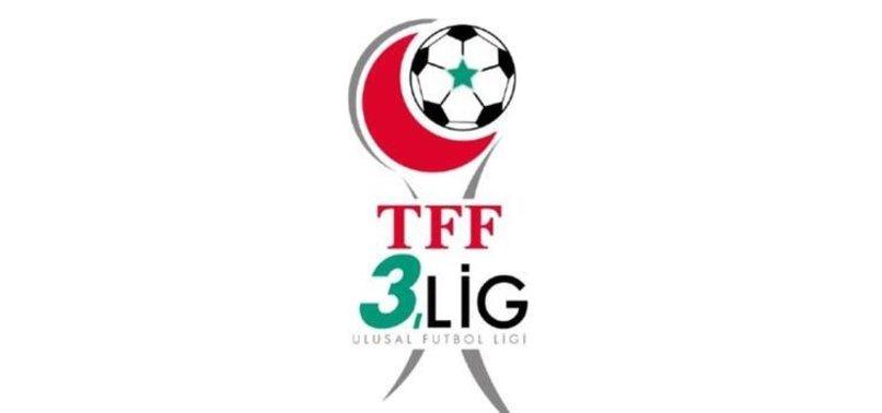 TFF 3. Lig'de sezonun ilk yarısı bitti