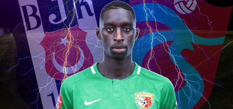 Son dakika spor haberi: Beşiktaş ve Trabzonspor transferde karşı karşıya! Hedefte Pape-Alioune Ndiaye var