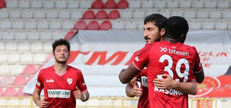 Boluspor'da 5 futbolcu ile yollar ayrıldı