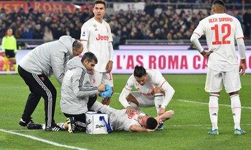 Juventus'taMerih Demiral şoku!