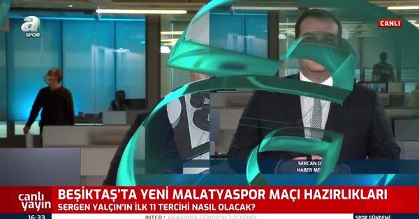 Beşiktaş'ta Dorukhan Toköz'ün görüştüğü takımları açıkladı!