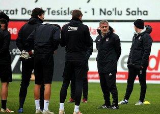 Beşiktaş transferde gaza basıyor
