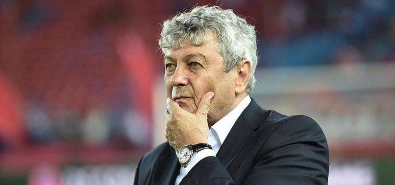 Beşiktaş Lucescu'dan vazgeçti