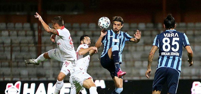 Maç sonucu: Adana Demirspor 1-1 Samsunspor | Özet