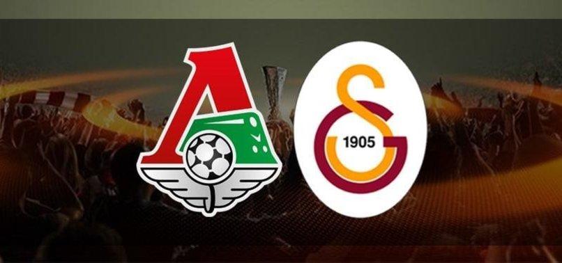 Lokomotiv Moskova - Galatasaray maçı CANLI ŞİFRESİZ izle! | Galatasaray maçı hangi kanalda? Galatasaray maçı şifresiz nasıl izlenir?