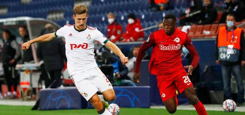 RB Salzburg 2-2 Lokomotiv Moskova | MAÇ SONUCU | UEFA Şampiyonlar Ligi